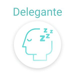 profilo ipnotico delegante