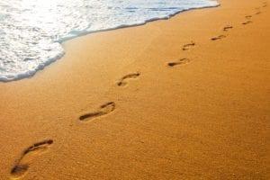 emozioni ipnosi dolore come tracce sulla sabbia